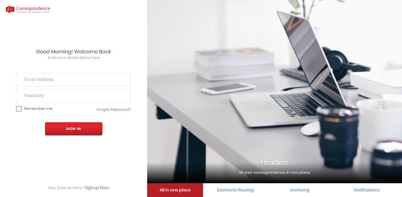 iCorrespondence-screenshot-2