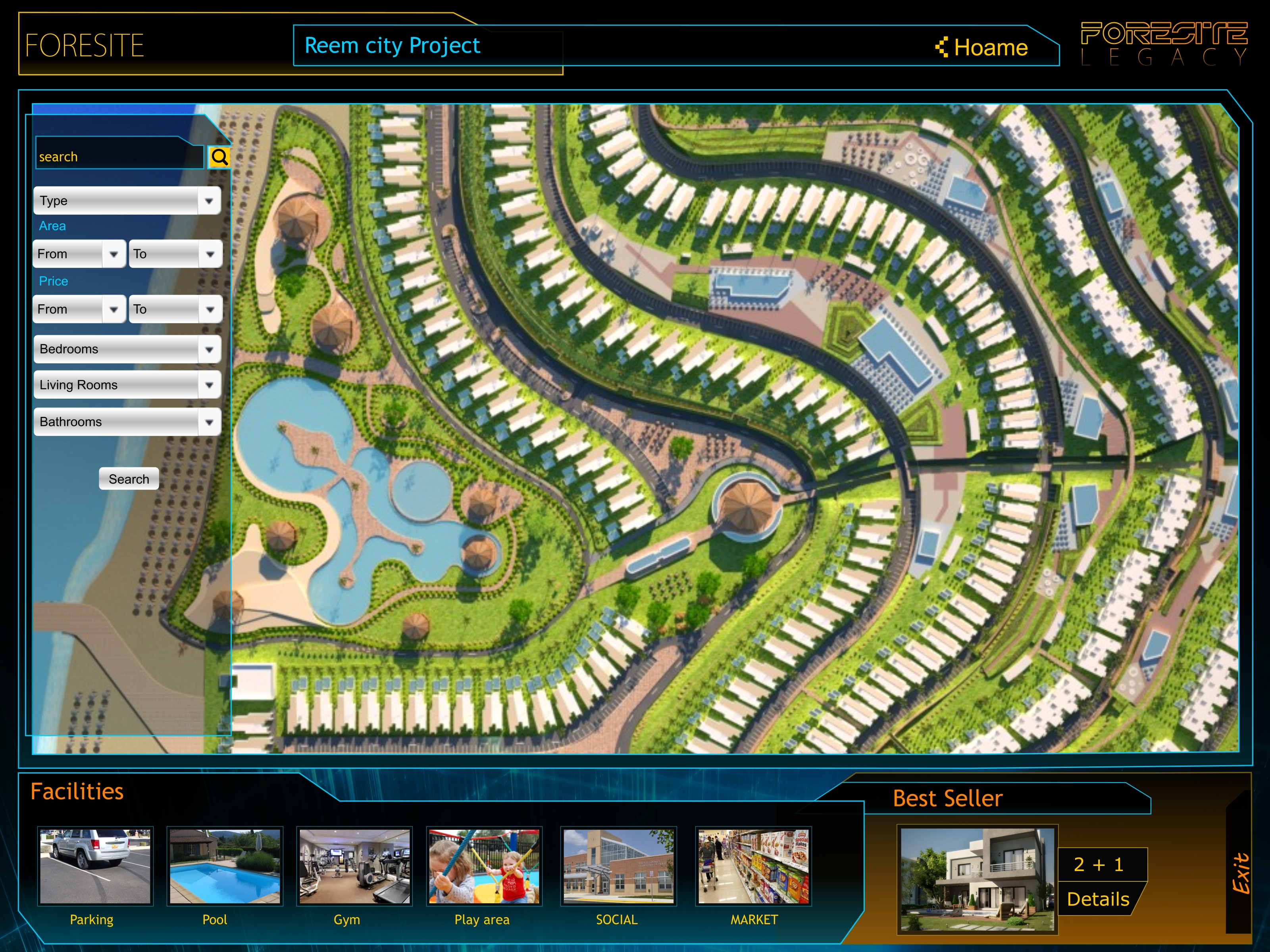 FORESITE LEGACY-screenshot-2