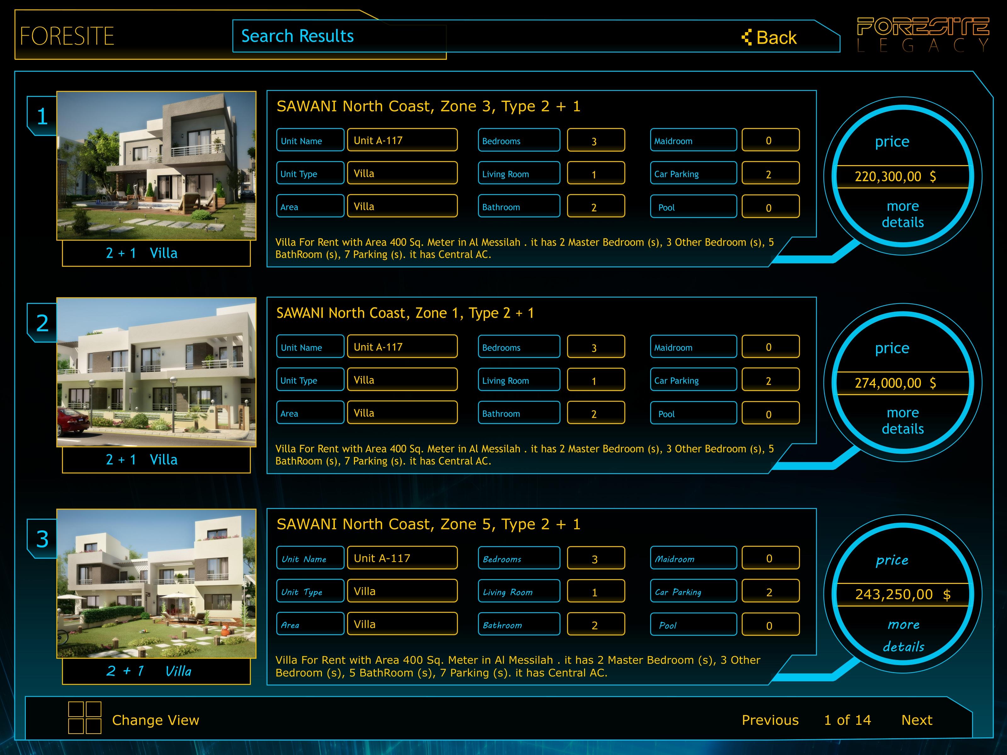 FORESITE LEGACY-screenshot-4